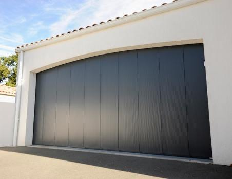 Baies fermetures grenoble fen tres volets baies - Isolation porte de garage coulissante ...
