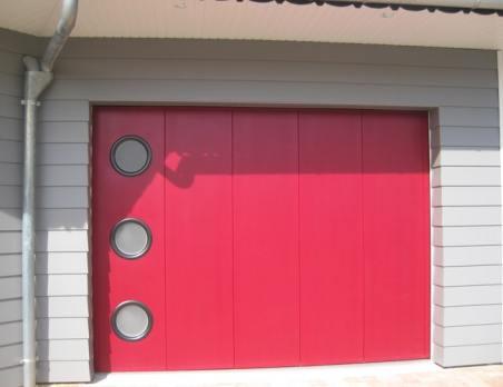 Baies fermetures grenoble fenetres volets baies for Porte de garage coulissante jumelé avec porte blindée bois